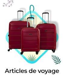 Articles de voyage